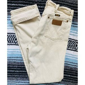 Wrangler Tan 13MWZTN Cowboy Cut Original Fit